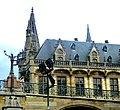 Gent – Ostflandern – kath. Kirche Sankt Michael - Sint-Michielskerk - panoramio.jpg