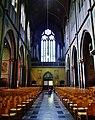 Gent Basiliek Onze Lieve Vrouw van Lourdes Innen Langhaus West 1.jpg