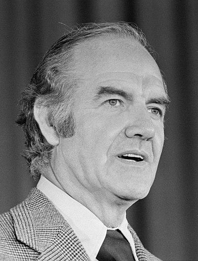 George McGovern, American politician