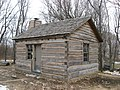 George Boxley Cabin, southern and eastern sides.jpg