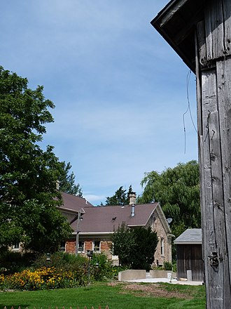 National Register of Historic Places listings in Kewaunee County, Wisconsin - Image: George Halada Farmstead