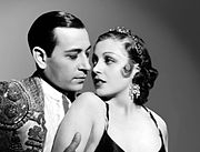 George Raft-Frances Drake in The Trumpet Blows.jpg