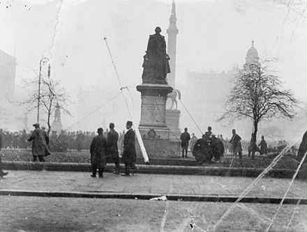 The 1919 Battle of George Square