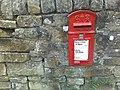 George VI Postbox, Carlton Lees - geograph.org.uk - 1511915.jpg