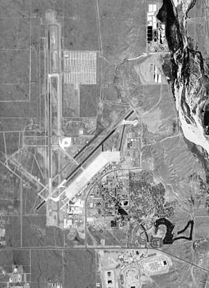 Southern California Logistics Airport - George Air Force Base in 1994