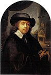 Gerard Dou - Self-portrait with Easel.jpg