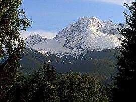 格尔拉赫峰