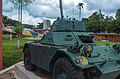 Ghana Army Historic Armoured Fighting Vehicle (AFV) and Combat Vehicle.jpg