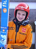 Gianina Ernst: Age & Birthday