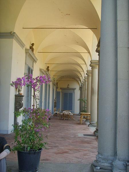 File giardino torrigiani loggia jpg wikipedia for Giardino torrigiani