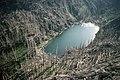 Gifford Pinchot National Forest, Mt St Helens NVM, blast zone, Venus Lake (36777739770).jpg