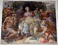 Giovanni battista naldini, deposizione con s. girolamo, pie donne, dicepoli e innocenti, s.d., 02.JPG