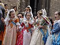 Girls in historical Valencian costumes.jpg