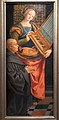 Girolamo giovenone, santa cecilia e un donatore.JPG