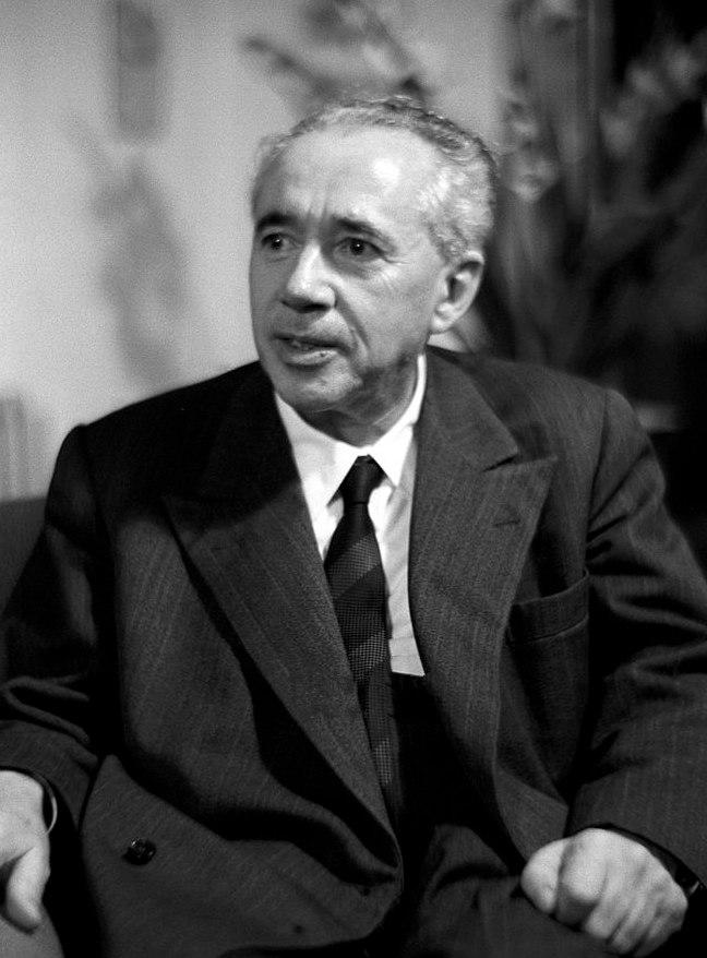 Giulio Natta 1960s
