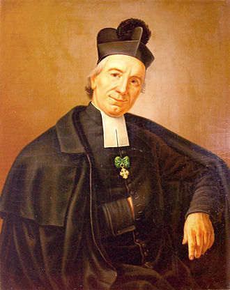 Giuseppe Benedetto Cottolengo - Portrait by his brother, Agostino