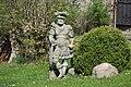 Glücksburg Schlossgarten Statue.jpg