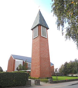 Glücksburg - Glücksburg Evangelic church