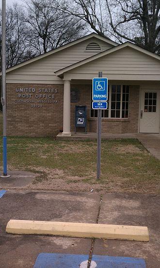Glendora, Mississippi - Glendora, Mississippi Post Office