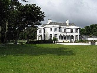 Ronald McNeill, 1st Baron Cushendun - Glenmona House today