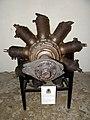 Gnome Monosoupape 9C, Museo dell'aria e dello spazio (San Pelagio, Due Carrare).jpg