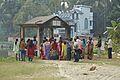 Goddess Ganga Invitation and Holy Water Collection Gathering - Upanayana Ceremony - Simurali 2015-01-30 5303.JPG