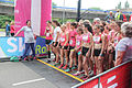 Goede start is belangrijk Ladiesrun 2015.jpg