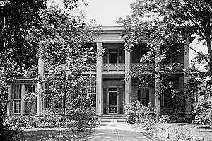 National Register of Historic Places listings in Noxubee County, Mississippi - Image: Goodwin Harrison House (Macon, MS)