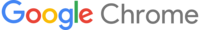 Google logo and Chrome wordmark.png