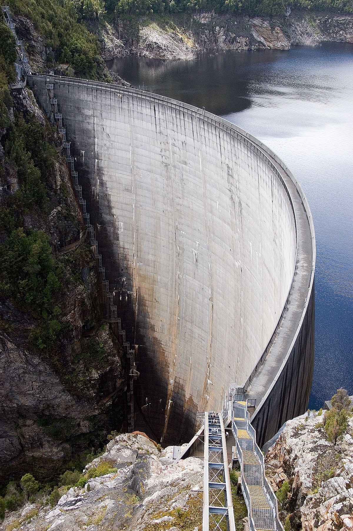 List Of Dams And Reservoirs In Australia