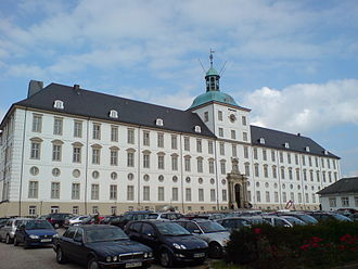 Gottorf Castle - Gottorf castle in 2006