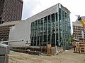 Government Center station headhouse construction (3), October 2015.JPG