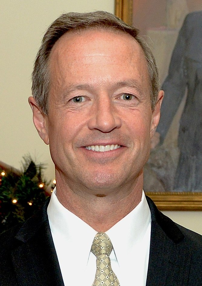 Governor O'Malley Portrait (cropped)