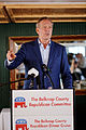 Governor of New York George Pataki at Belknap County Republican LINCOLN DAY FIRST-IN-THE-NATION PRESIDENTIAL SUNSET DINNER CRUISE, Weirs Beach, New Hampshire May 2015 by Michael Vadon 07.jpg