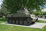 Gowen Field Military Heritage Museum, Gowen Field ANGB, Boise, Idaho 2018 (45913271315).jpg