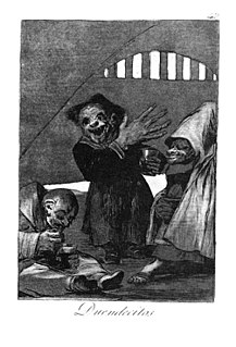 Duende fairy- or goblin-like mythological creature from Iberian, South American, Chamorro and Filipino folklore