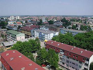 Gradiška, Bosnia and Herzegovina - Image: Gradiška