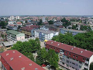 Gradiška, Bosnia and Herzegovina City in Republika Srpska