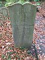Graffsteen op'n Jöödschen Karkhoff Cuxhoben 107.jpg