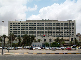 Grand Hotel Tripoli - Image: Grand Kabir Hotel Tripoli Libya 2012