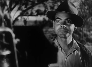 Eddie Quillan - Quillan as 'Connie Rivers' in The Grapes of Wrath (1940).