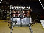 Green aircraft engine at RAF Museum London Flickr 4606848337.jpg