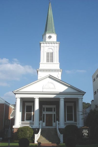 First Presbyterian Church (Greeneville, Tennessee)