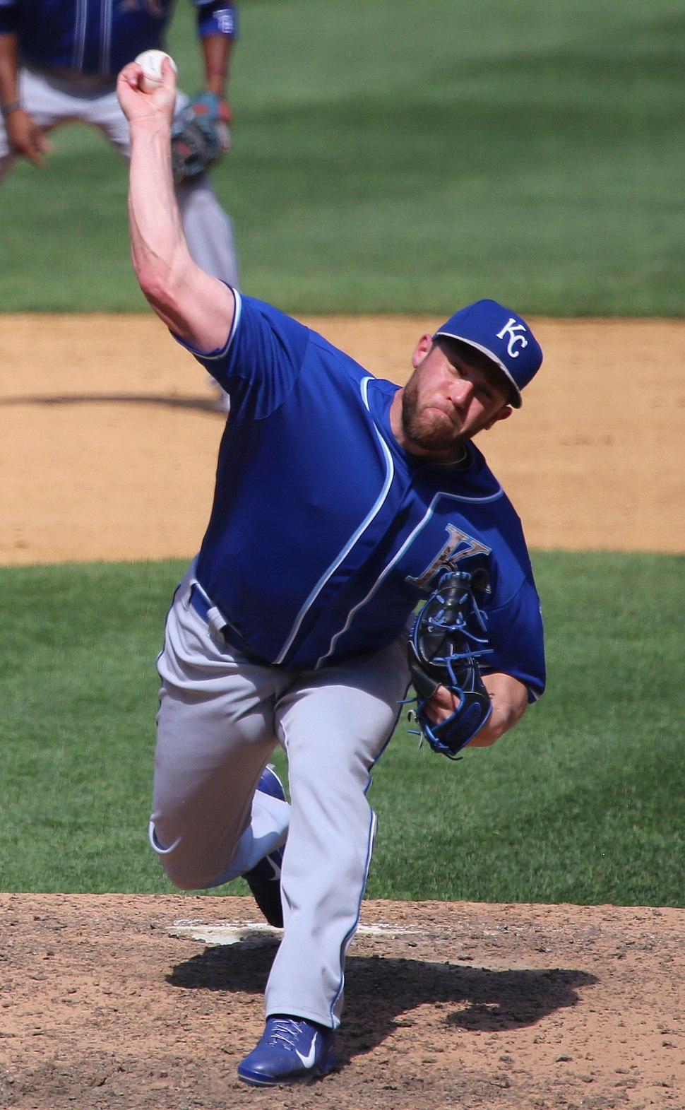 Greg Holland on May 25, 2015