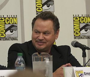The Garfield Show - Image: Gregg Berger at SDCC 2012