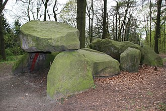 Route of Megalithic Culture - Image: Gretescher steine 10