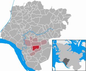 Grevenkop - Image: Grevenkop in IZ