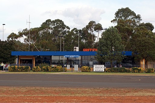 Griffith Airport Vabre