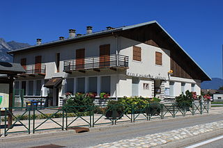 Grignon, Savoie Commune in Auvergne-Rhône-Alpes, France