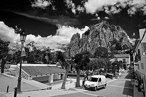 El Castell de Guadalest - Image: Guadalest